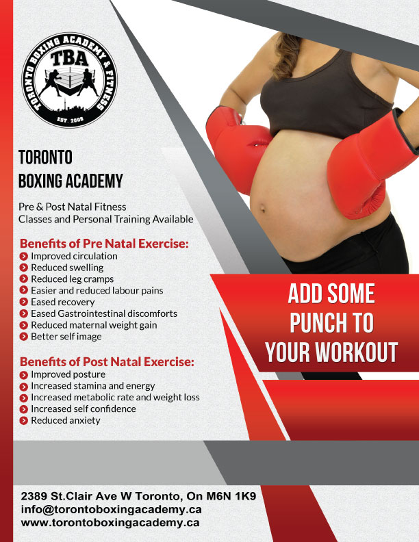 Pre/Post Natal Fitness