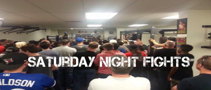 Toronto Boxing Academy Slider